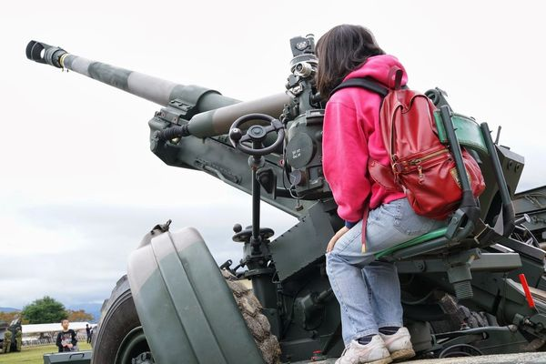 FH-70榴弾砲