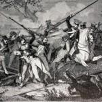 17世紀から18世紀、欧州の陸上戦の兵種