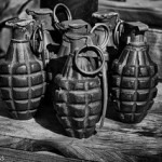 手榴弾の歴史