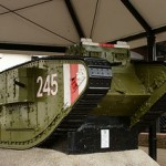 マークI – WW1で戦った最初の戦車