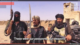 """These were our passports, our weapons."""