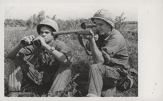 George Wilhite and Alexander Levandowski, 30 December 1967