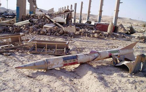 Iraqi Missile