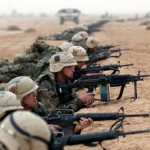 軍隊における歩兵の役割