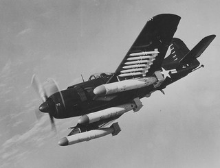 80-G-706902 - AM-1 Mauler Load Record - 8 March 1949