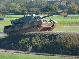 Bovington Tank Museum - Leopard C2