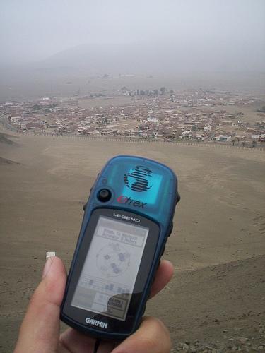 Mi Primer GPS / My First GPS Receiver
