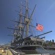 Frigate boston