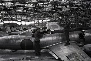 Nakajima Aircraft, Ota, Japan 1945 19 of 37