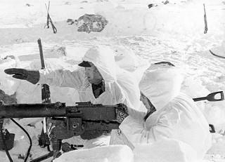 Trening under Nøytralitetsvakta / Winter Training (1940)