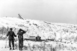 Hopprenn ved Kirkenes (1940)