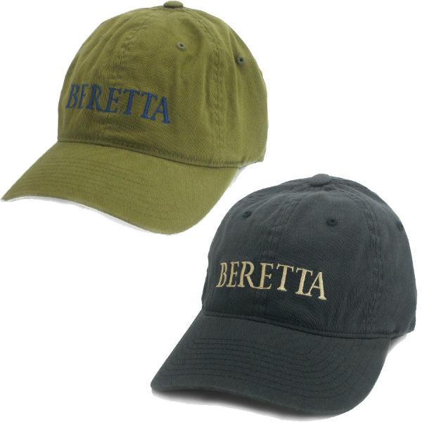 Beretta キャップ ロゴ入り ウィークエンダー