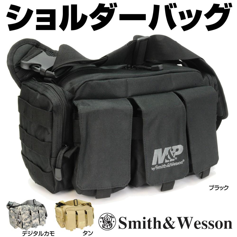 S&W ショルダーバッグ M&P ベイルアウト MP4295