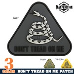 MAXPEDITION パッチ Dont Tread On Me ベルクロ PVC製