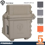 THYRM ZIPPOケース PyroVault Lighter Armor 防水