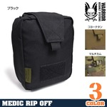 WARRIOR ASSAULT SYSTEMS 実物 メディックポーチ MEDIC RIP OFF