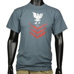Rothco Tシャツ 半袖 米海軍階級章