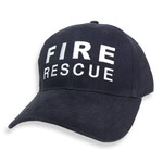Rothco キャップ FIRE RESCUE 9655 ネイビー