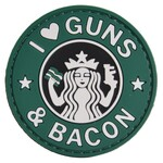 FIVE STAR GEAR ミリタリーワッペン GUNS AND BACON