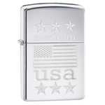 ZIPPO 29430 MADE IN USA ハイポリッシュクローム