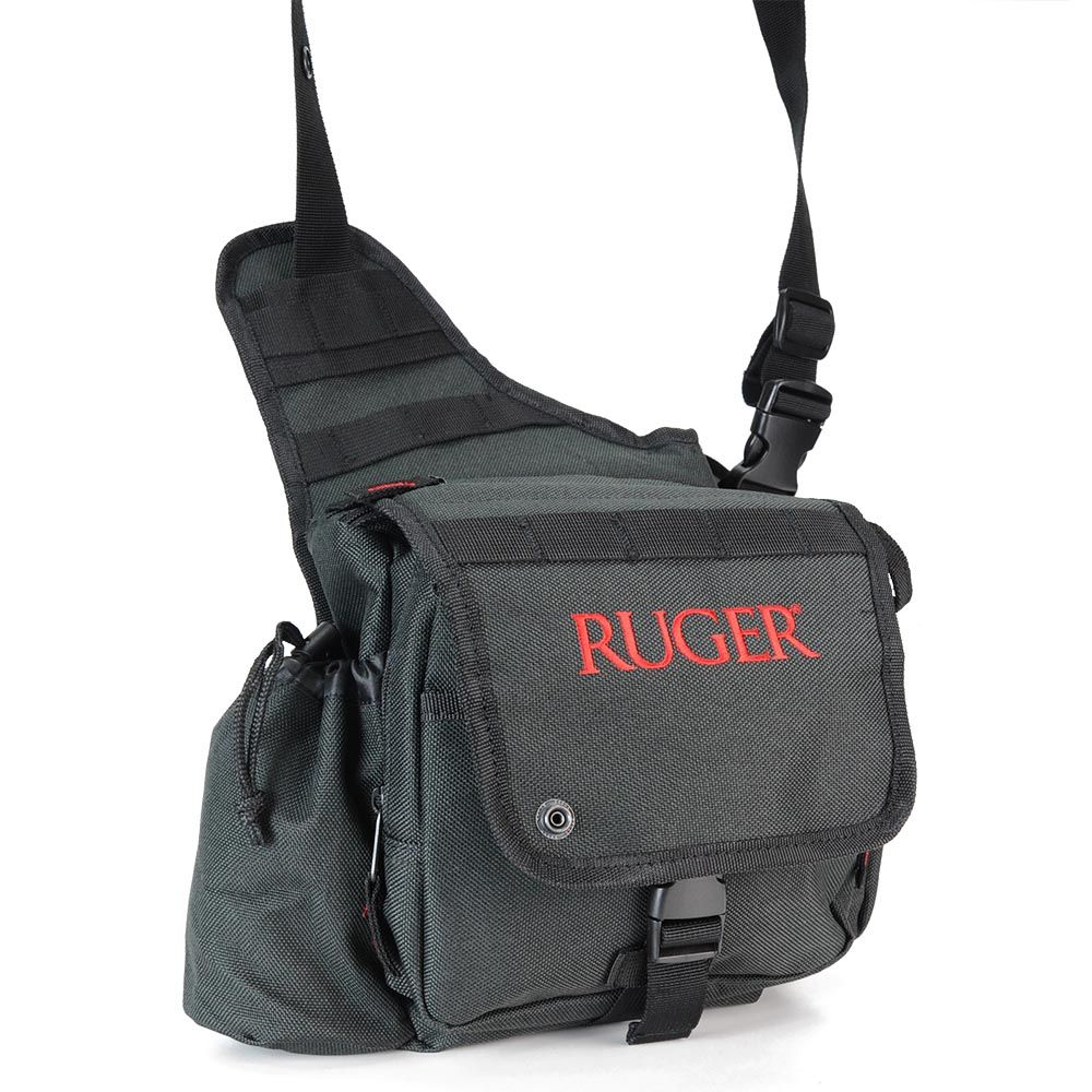 RUGER ショルダーバッグ プレスコット GO BAG