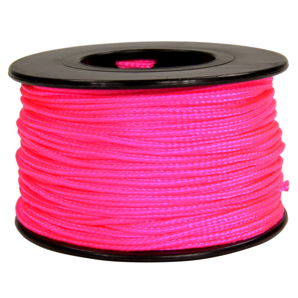 ATWOOD ROPE マイクロコード 1.18mm ホットピンク