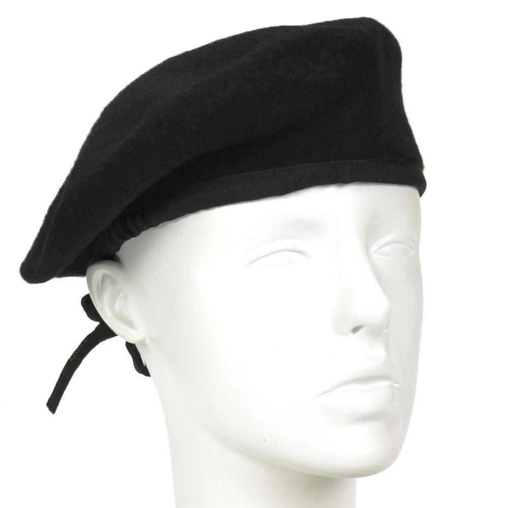 Rothco ベレー帽 4718 G.Iタイプ ブラック