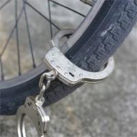 自転車、バイク盗難防止