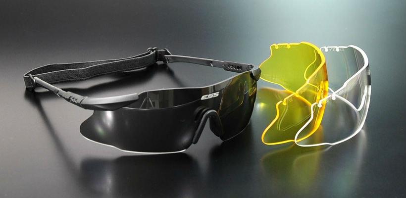 ICE3サングラスと交換レンズ