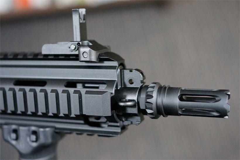 HK416Dのマズル