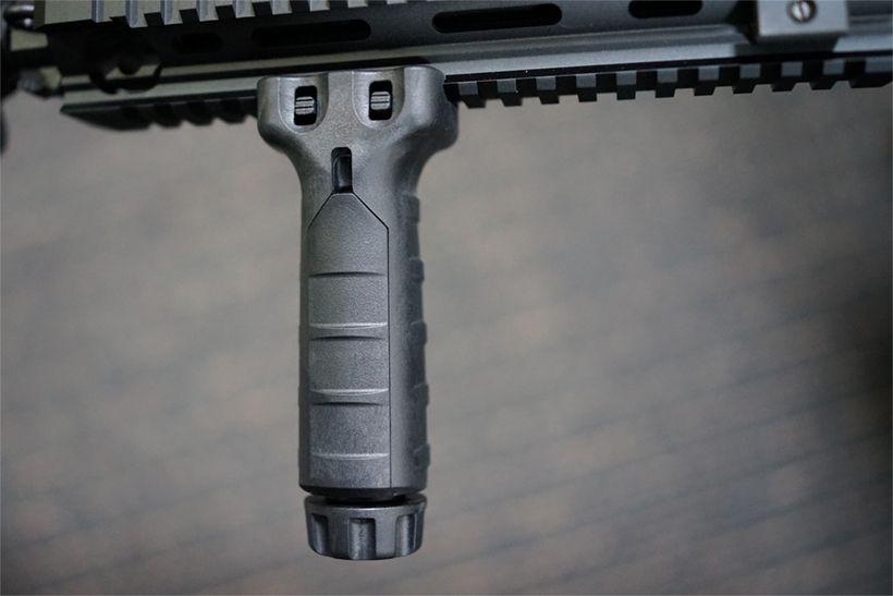HK416Dのフォアグリップ