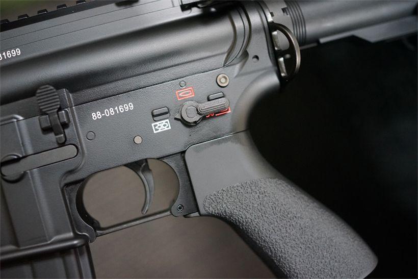 HK416D