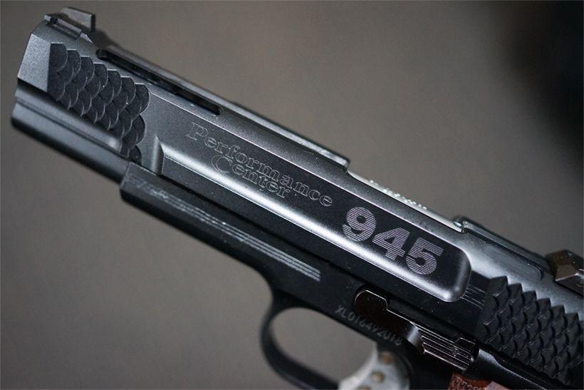 KSC S&W M945