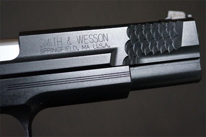 KSC S&W M945のスライド