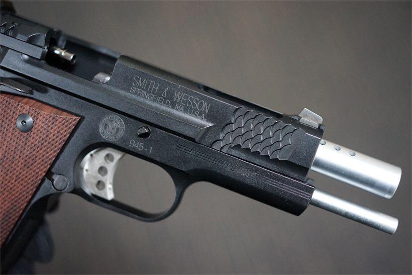 KSC S&W M945のバレル