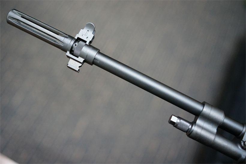USライフル M14のバレル
