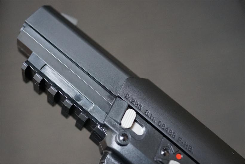 FN5-7のレール