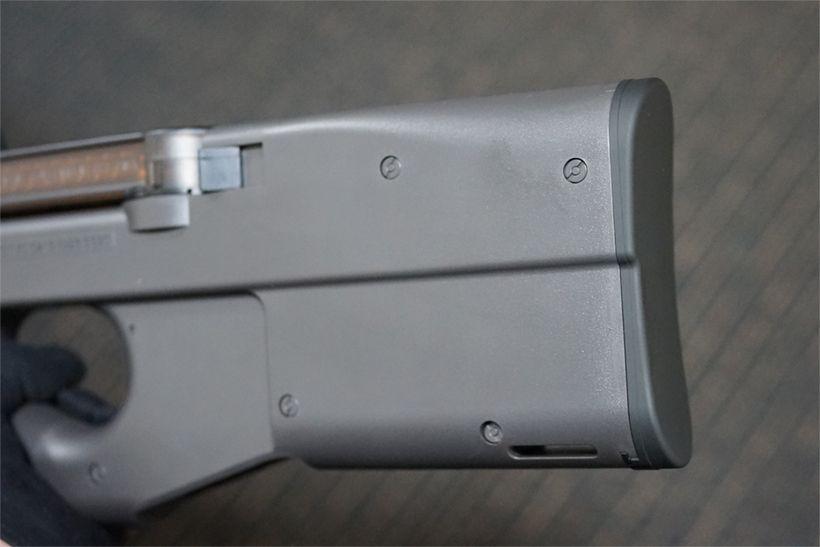 東京マルイ FN P-90TRのバット部分