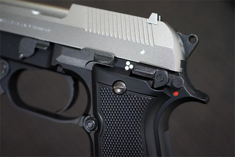 M93R 電動ハンドガン