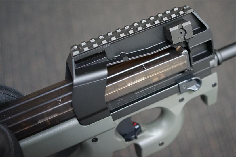 FN PS90HCのマガジン