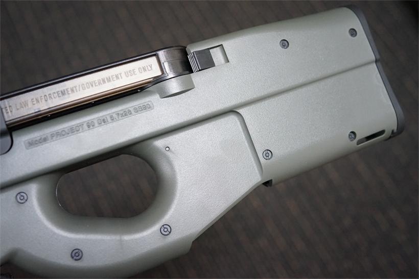 FN PS90HCのストック