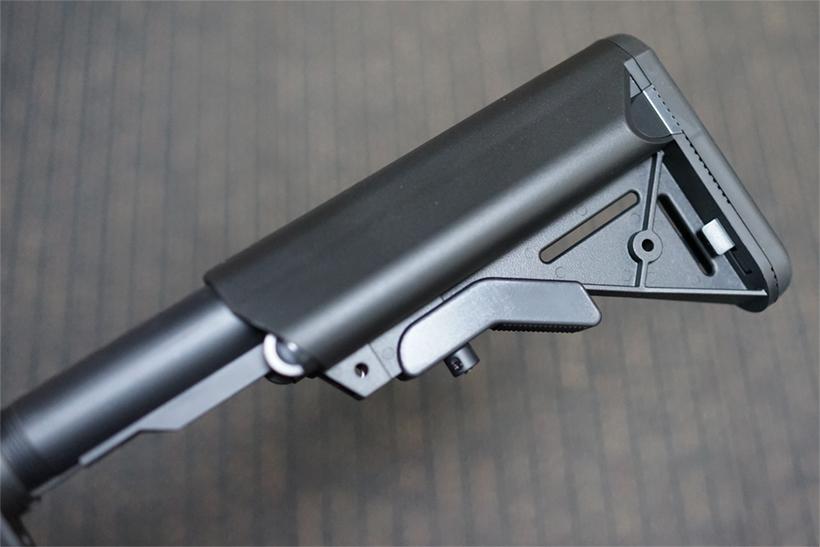 東京マルイ SOPMOD M4のストック
