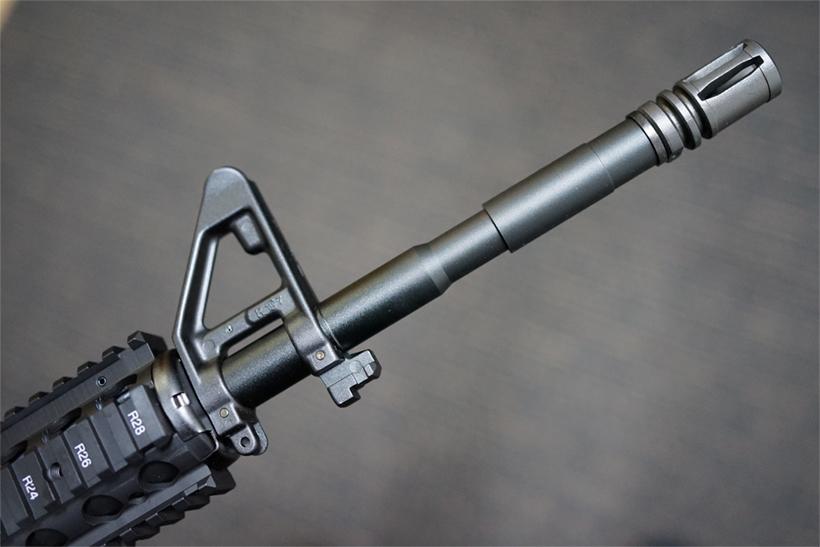 東京マルイ SOPMOD M4のバレル